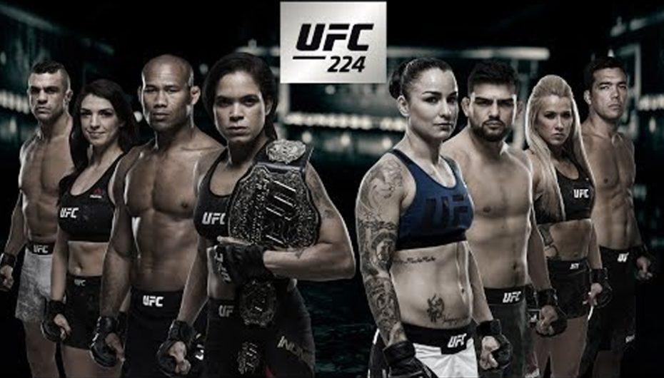 UFC 224: Na pret një fundjavë e çmendur në Brazil me Nunes-Pennington & Jacare-Gastelum