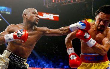 Pacquiao fton Mayweather në revansh: MMA nuk është sport për ty