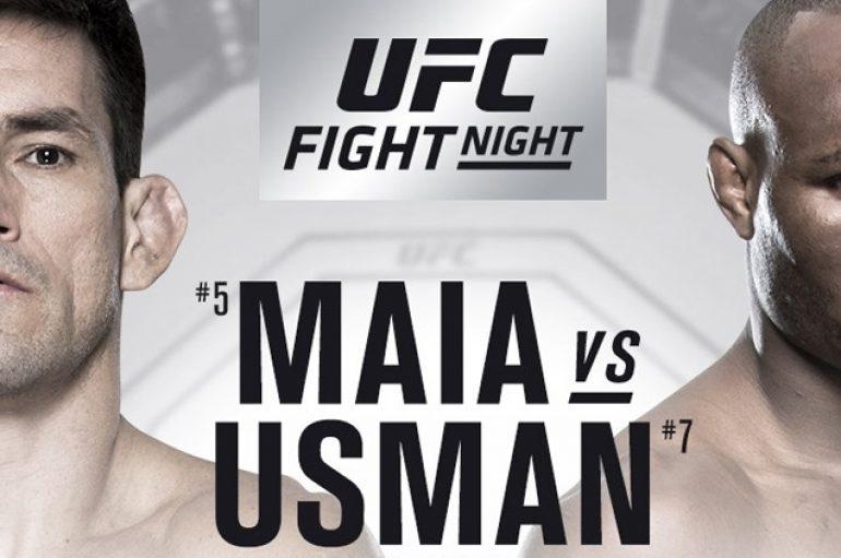 Maia luan për rekordin, por ka përballë luftëtarin më të frikshëm të MMA-së