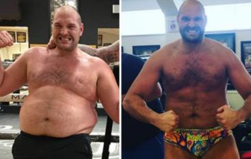 """Transformimi i Tyson Fury, nga """"barkderr"""" në sfidant për titullin kampion"""