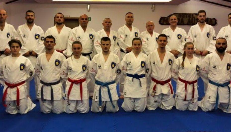 Karateistët e Kosovës nisen nesër drejt Novi Sadit