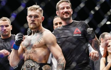 Trajneri i McGregor pranon se sfida ndaj Khabib do të zhvillohet brenda 2018-ës