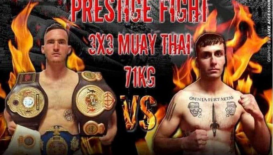 Mitat Isteri kundër fituesit të Max Muay Thai