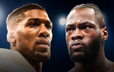 Menaxheri: Dueli mes Joshua dhe Wilder do të zhvillohet në prill