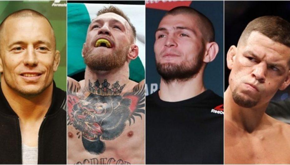 Objektivi i UFC-së, mini-turne me McGregor, Khabib, St-Pierre e Diaz