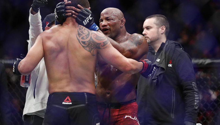 Romero, nga krevati i spitalit: Jam kampioni i UFC!