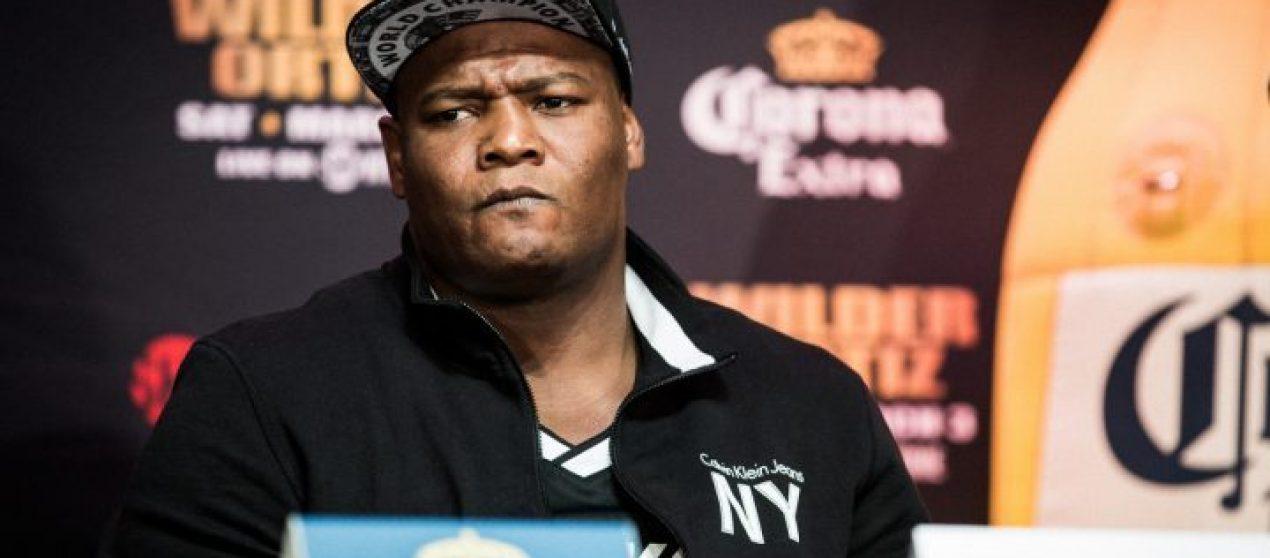 Ortiz sfidon Tyson Fury: Të pres në ring më 18 gusht