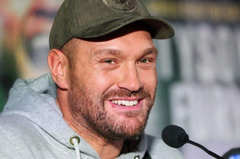 Tyson Fury: Isha nervoz para duelit me Seferin