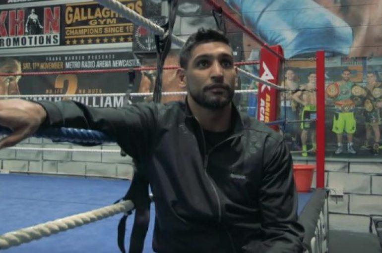 Khan sërish në ring, shënjestron kolumbianin Samuel Vargas