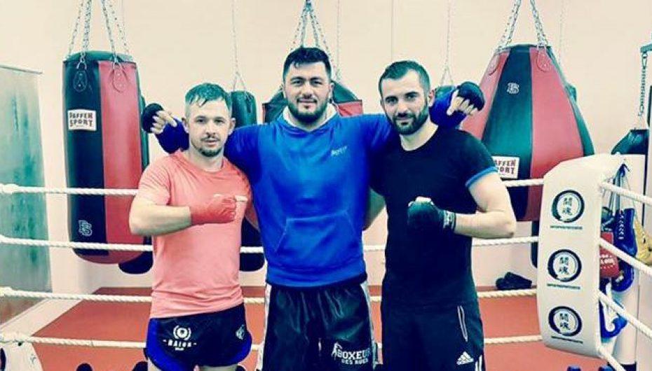 """Ali Adili pret fitore në """"Super Pro Fight Night – Uskana"""""""