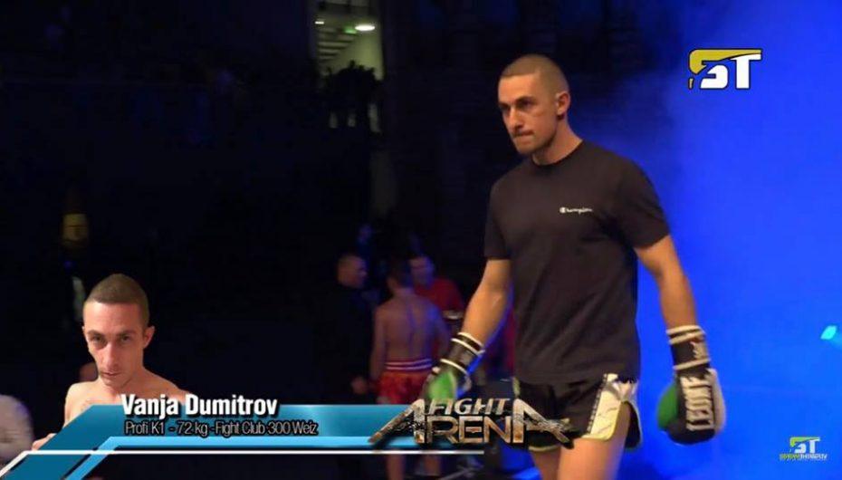 Dumitrov: E respektoj Shemsi Beqirin, por nuk dorëzohem ndaj tij