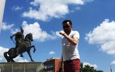 Florim Xhabiri tre herë e mposhti kancerin, mirëpo nuk ndalet nga boksi !