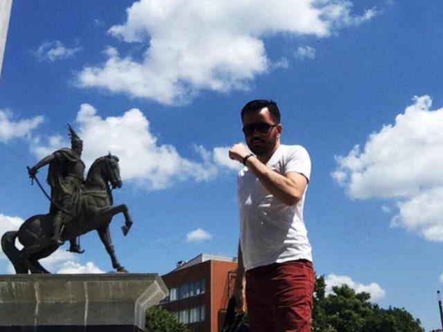 Florim Xhabiri tre herë e mposhti kancerin  mirëpo nuk ndalet nga boksi