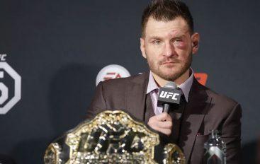 Miocic: I kënaqur nga UFC, do ta mbroj titullin edhe ndaj Cormier