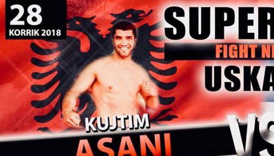 Shkupjani pas 11 viteve kthehet në ring edhe atë në Kërçovë
