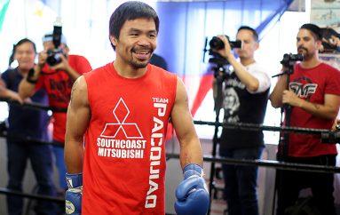 """Pacquiao: Jam gati për të rimarrë titullin, do të rikthehem """"mbret"""""""