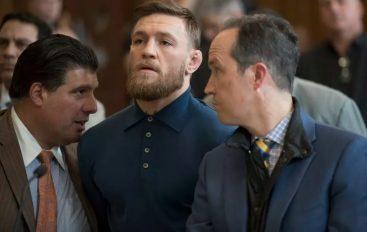 McGregor marrëveshje me drejtësinë amerikane për të evituar burgun