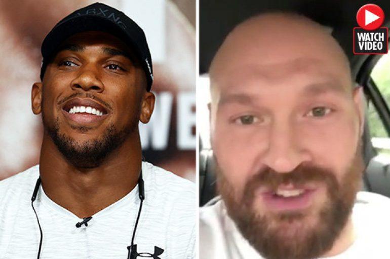 Fury sulmon Joshua: Je një turp për boksin