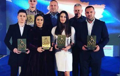 Shpërblehen xhudistët që fituan në Izrael