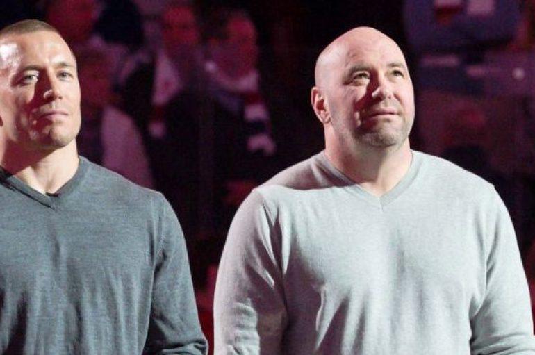 UFC: St-Pierre nuk do të përballet kurrë me fituesin e duelit Khabib-McGregor
