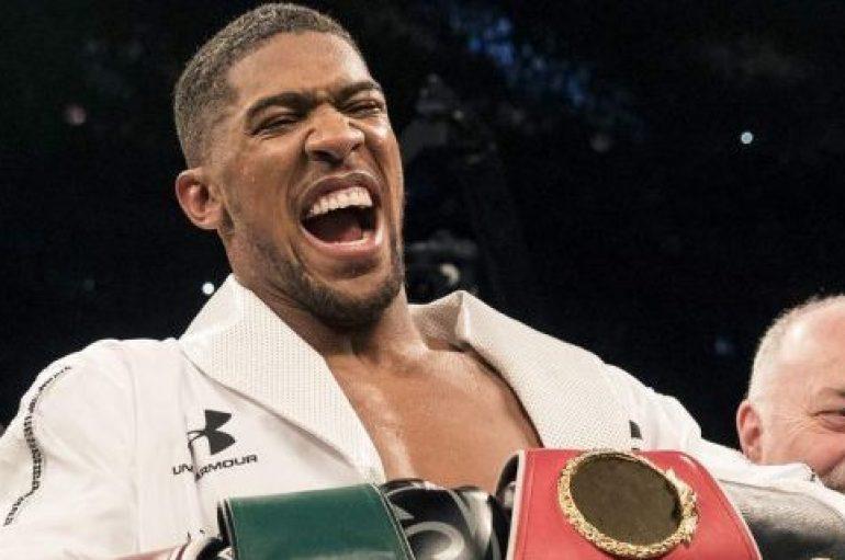 Joshua harron Wilder e Fury, në prill piketon duelin me Dillian White
