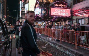 McGregor stërvitje në Nju Jork, konfirmon: Marrëveshja është pranë