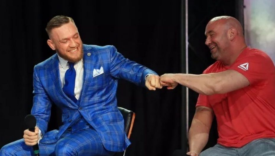 UFC: McGregor do ta mbulojmë me flori për rikthimin në kafaz