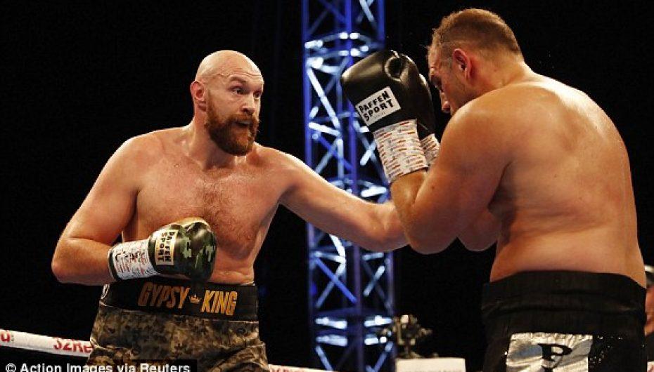 Fury mposht Pianeta me vendim unanim, gati për duelin ndaj Wilder