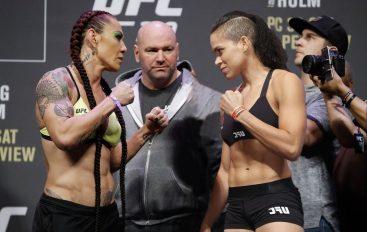 Zyrtare, supersfida Cyborg vs. Nunes vendoset në UFC 232