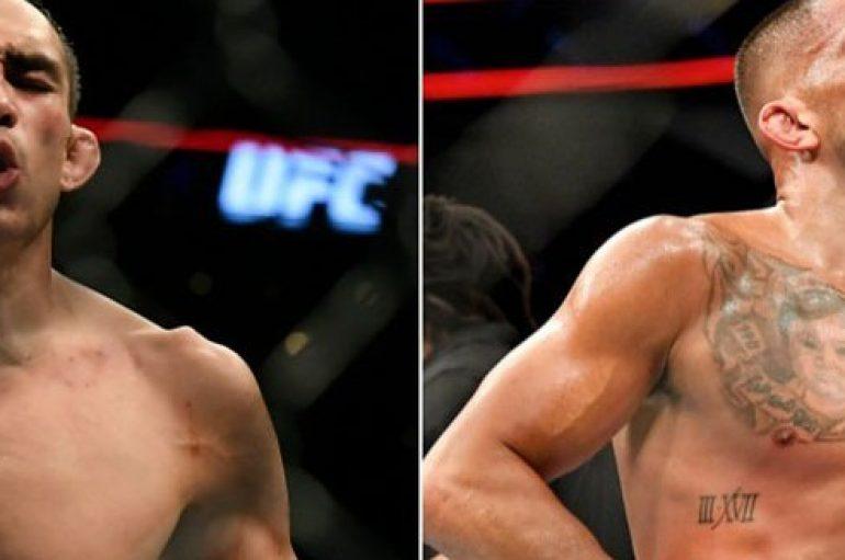 Supersfidës McGregor-Khabib i shtohet dueli mes dy ish-kampionëve të botës