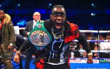Wilder: Nuk ndryshoj mendje, do të dueloj me Tyson Fury