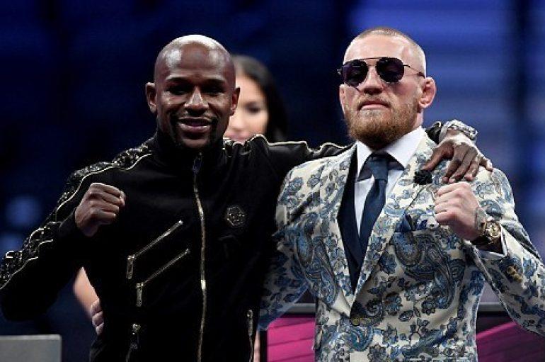 Mayweather paralajmëron Khabib: McGregor nuk ka frikë, ai është një luftëtar