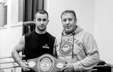 Arlind Sulejmani lufton për titull bote në WBO Junior