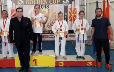 Jakupi i kënaqur me suksesin e karateistëve të tij