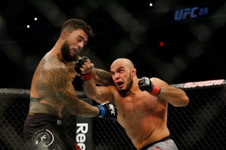 Ilir Latifi rikthehet në UFC-232, duel ndaj Corey Anderson