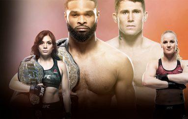 4 arsye pse nuk duhet të humbisni UFC 228: Woodley vs. Till