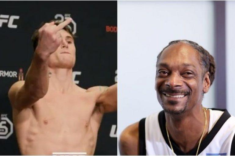 Till sulmon Snoop Dogg pas humbjes ndaj Wooledy