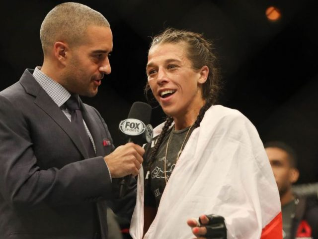 UFC planifikon duelin Jedrzejczyk Shevchenko për titullin kampion