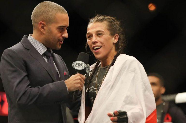 UFC planifikon duelin Jedrzejczyk-Shevchenko për titullin kampion