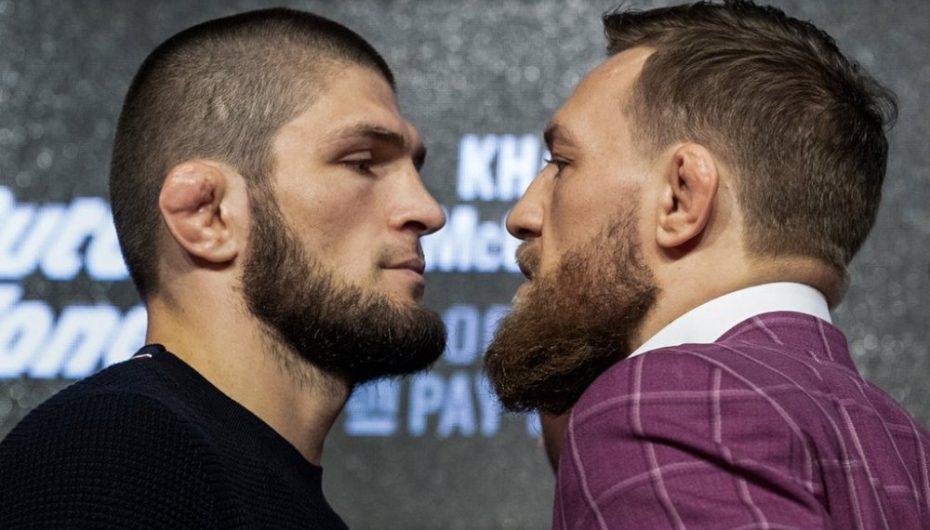 McGregor kërcënon Khabib: Do të të mund, Zoti pastë mëshirë për ty