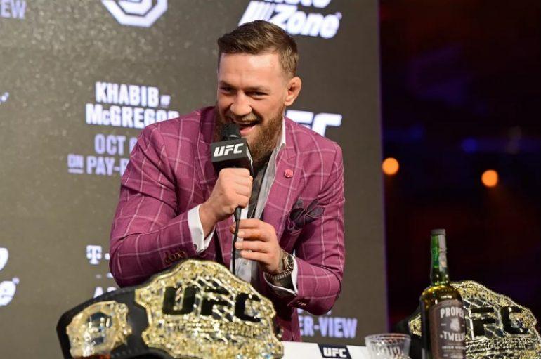 McGregor kontratë të re me UFC, 8 duele në kafaz dhe sponsorizim