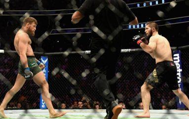"""Nurmagomedov: Ky është momenti kur u """"thye"""" Conor McGregor"""