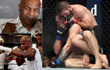 Khabib leksione boksi me Mike Tyson për duelin ndaj Mayweather