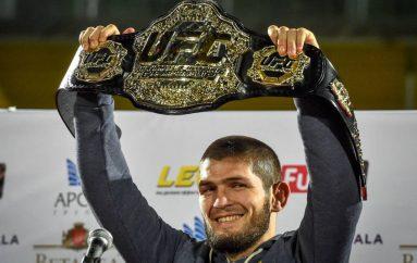 Dieta ushqimore e Khabib: çelësi i suksesit në MMA?