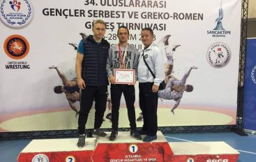 Gani Halili i sjell Kosoves medalje nga Stambolli