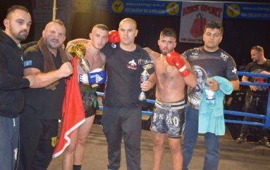 Driton Beqiri vazhdon traditën familjare duke arritur suksese në ring
