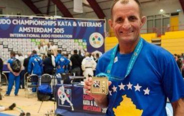 Polici Anton Cena nuk pranon asnjë medalje për policinë e Kosovës…