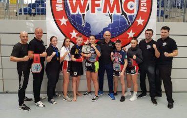"""""""Fight club Leverkuzen"""" nxjerr edhe tre kampionë bote për të rinj"""