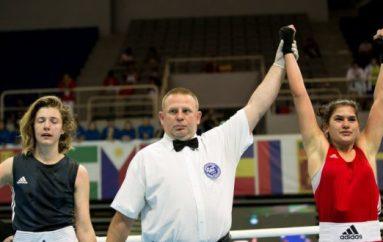 Donjeta fiton medaljen e argjendtë në Bullgari