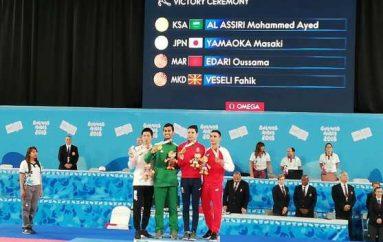 Vejseli: Jam krenar me medaljen olimpike